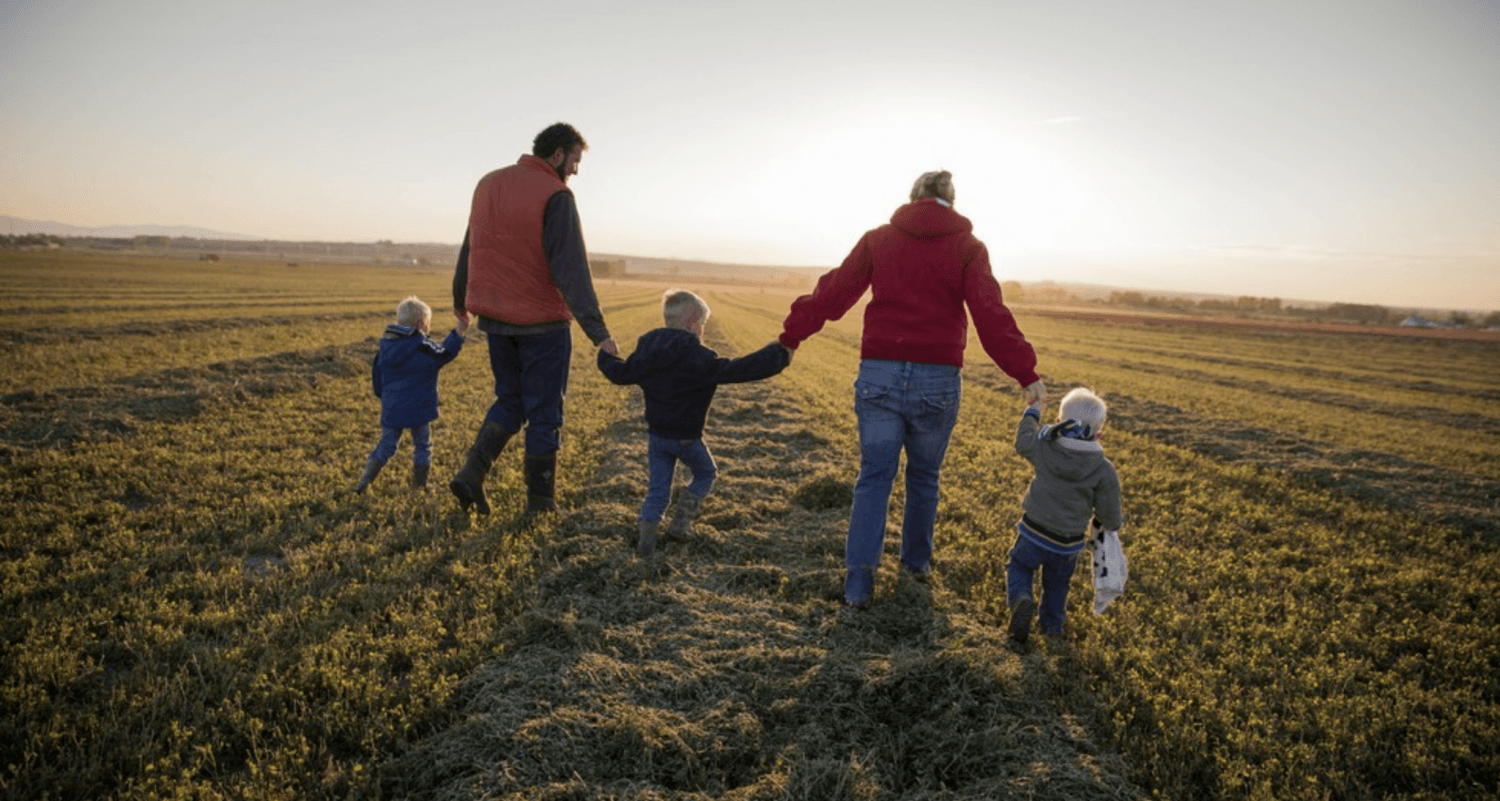 Leaving a legacy means making sure you can pass your farm to the next generation.