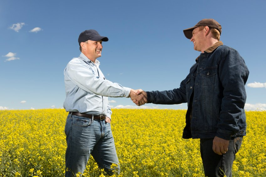 Our farmers are our partners in product development.