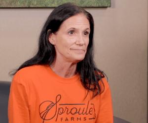 Carla Vigen of Sproule Farms
