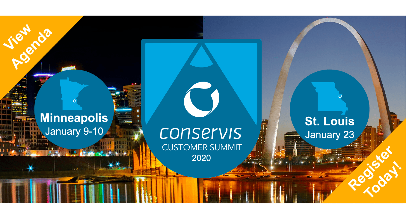 Conservis Customer Summit 2020
