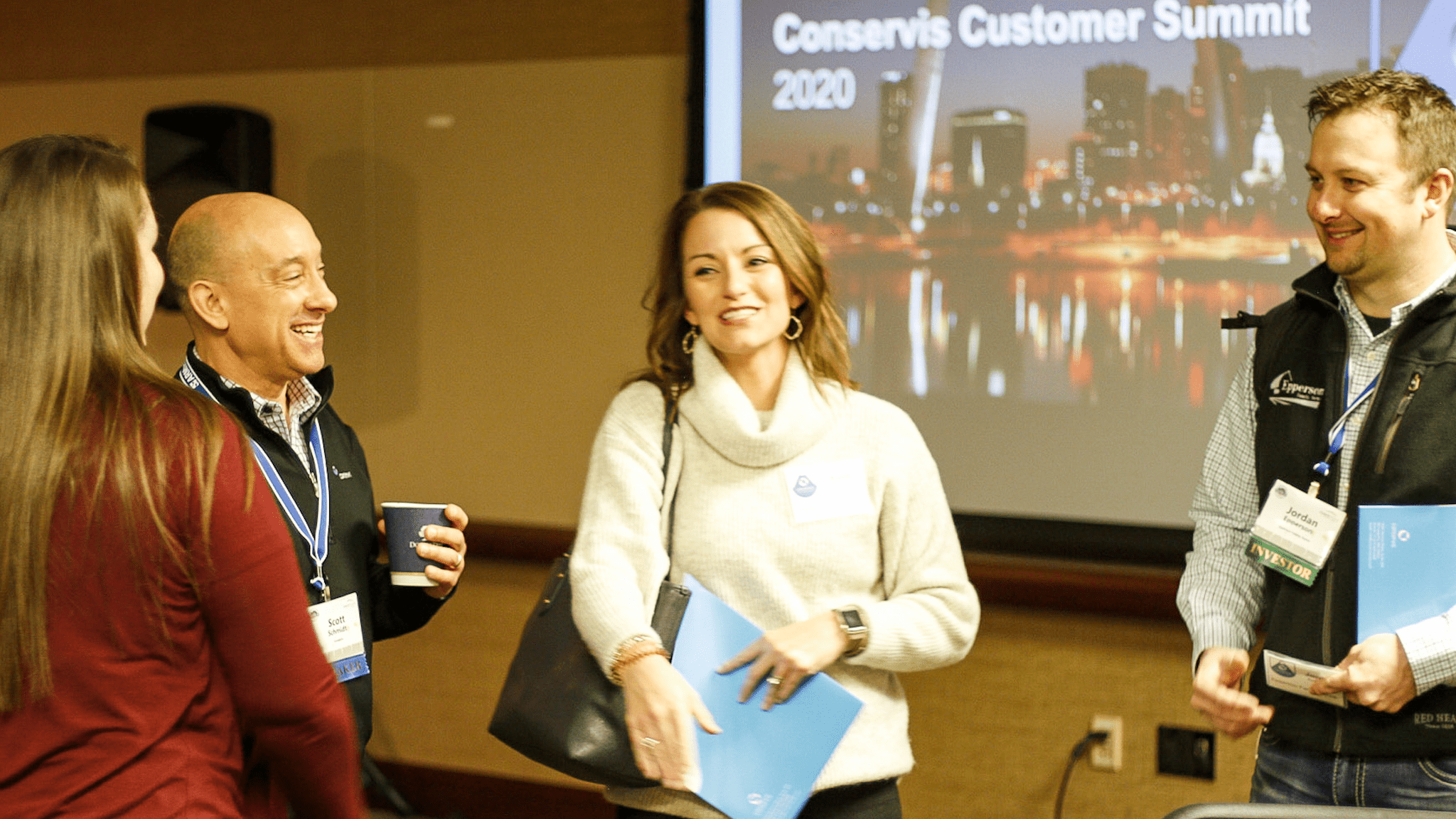 Conservis Customer Summit in St. Louis, MO