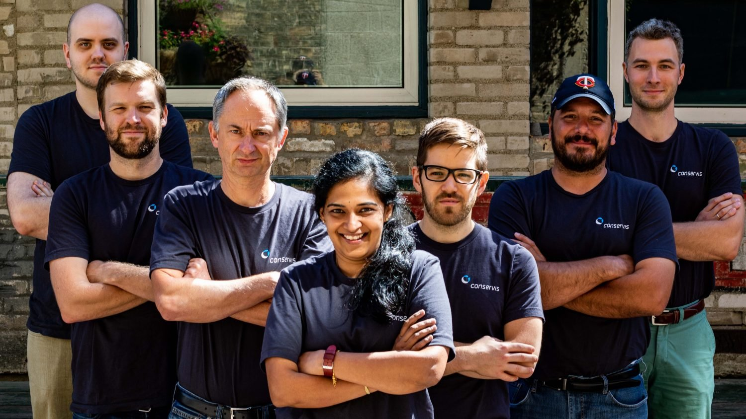 Conservis engineering team led by Aneetha Gopalan